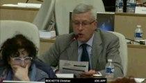 """AP 19 décembre 2013 - Intervention de Christian ROCHETTE sur l'amendement n° 058 présenté par EELV sur la ligne """"Transports"""""""