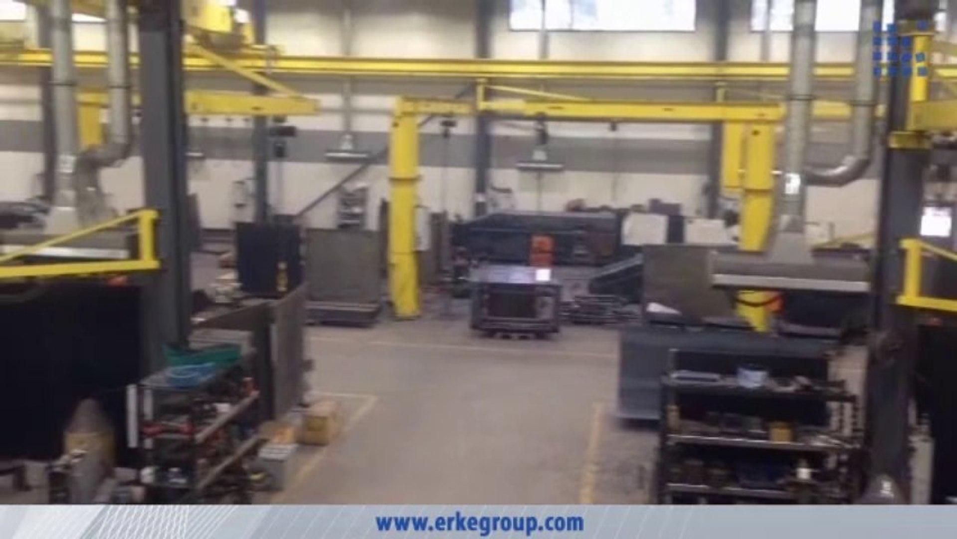 ERKE Dış Ticaret ltd., Big Float Amphibious Excavator - Factory - www.erkegroup.com