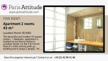 1 Bedroom Apartment for rent - Levallois Perret, Levallois Perret - Ref. 7567