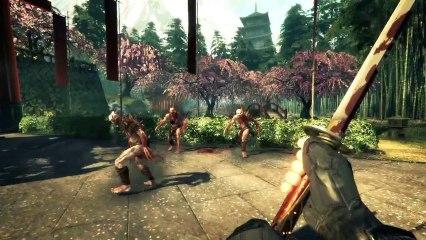 Launch Trailer de Shadow Warrior