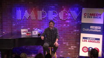 Comedy Gives Back at the Improv