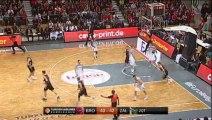 Highlights: Brose Baskets Bamberg-Zalgiris Kaunas