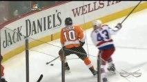 Tom Wilson Extreme Hit on Brayden Schenn !! Philadelphia Flyers VS Washington Capitals - NHL