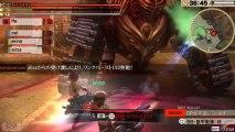 GOD EATƎR 2 - Ch.22 God Arc Soldiers ★Play PS Vita ゴッドイーター 2