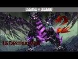 Guild Wars 2 - Donjons et Events - Destructeur