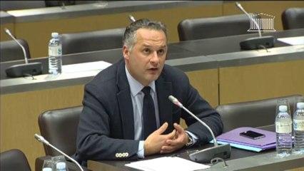 Audition du Général Bertrand Soubelet, dir. des opérations et de l'emploi de la gendarmerie nationale  - Mercredi 18 Décembre 2013