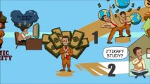 Too Much Money -- Too Little Time -- Illustrated
