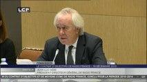 Travaux en commission : Audition de M. Jean-Luc Hees, président de Radio France, par la commission des affaires culturelles et la commission des finances.