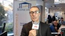 """20/12/13 : Les Experts de Bourse Direct dans l'émission """"Duplex Bourse"""" sur Décideurs TV"""