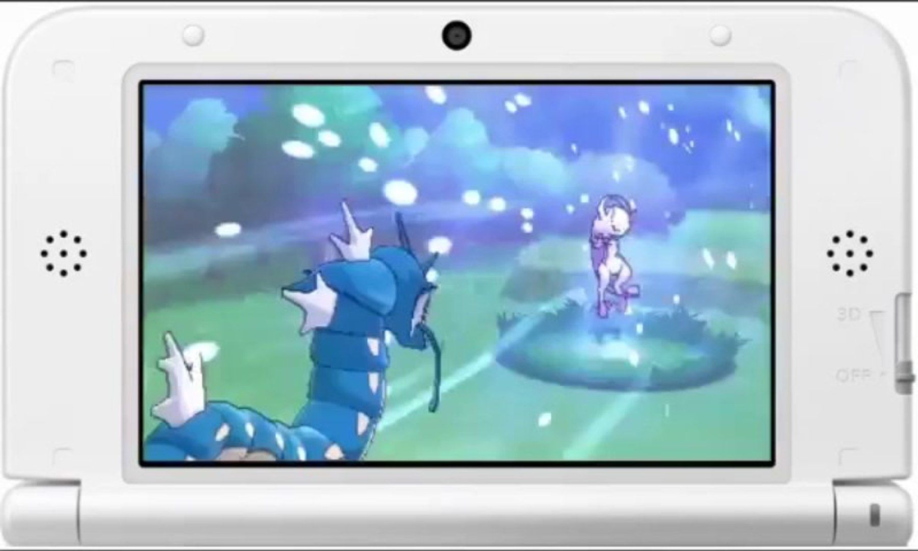 Nuovo Pokémon per Pokémon X e Pokémon Y