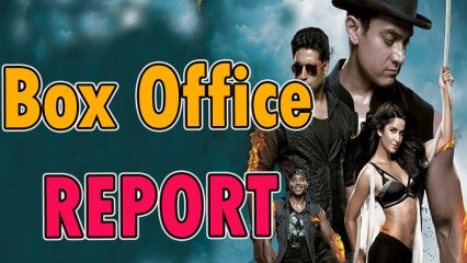 DHOOM 3 - Advance Box Office Report - Aamir Khan