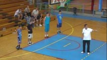 basketball - organisation de la reprise entrainement par Formet Gaëtan - Joeuf le 7 sept 2013 - part-1