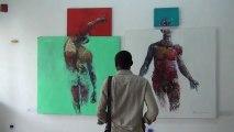 Rencontre avec les artistes des Ateliers  Sahm