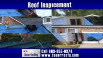 Roof Repairs Columbia, SC | Roofer | Bauer Roofing
