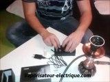 Transformé une Chicha en Narguilé électronique E-narguilé