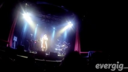 """Mélanie Pain """"How bad"""" - Les 3 Baudets - Concert Evergig Live - Son HD"""