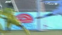 هدف الهلال الاول ضد العروبة في الجولة 14 من دوري عبداللطيف جميل
