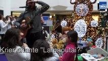 Philippe Krier Lamaoutai - Pas de Noel sans jouets 2013 France Bleu Lorraine Frédéric Bélot © Radio France