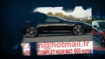 Aston Martin DB9 noir mat, Aston Martin DB9 noir mat, Aston Martin DB9 noir mat, Aston Martin DB9 Covering noir mat, Aston Martin DB9 peinture noir mat, Aston Martin DB9 noir mat