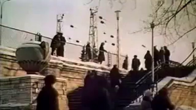 СССР.Видео.Город Ленинград 1960-х-1980-х.USSR. Video.City Leningrad.1960-s-1980-s.