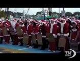 Giappone, Babbo Natale tra gli sfollati di Fukushima. Volontari portato doni a chi non ha più una casa