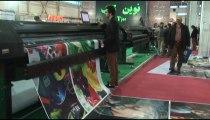 Tehran exhibits intl. printing & advertising industries