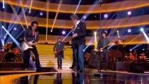 "Johnny Hallyday et Eddy Mitchell "" La musique de j'aime "" - Johnny Hallyday, Le Grand Show 21/12/2013"