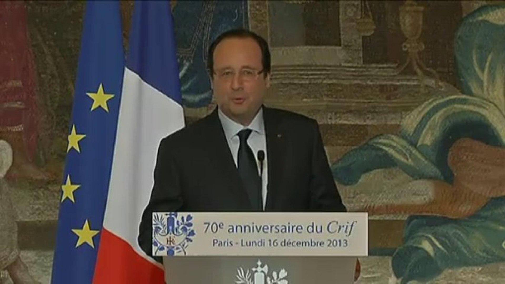 Gaffe de Hollande sur la visite de Valls en Algérie :