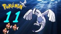 Let´s play Pokemon Silber version (german) part 11# der Leuchtturm