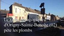 Le radar d'Origny-Sainte-Benoîte pète les plombs