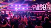 """M Pokora et la troupe des Robin des bois  """"Allumer le feu """" - Johnny Hallyday, Le Grand Show 21/12/2013"""
