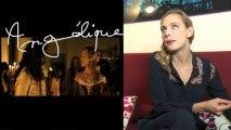 ANGELIQUE (film) : Nora ARNEZEDER & LANVIN (ITW + B.A)
