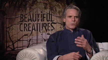 Generic Interview - Jeremy Irons - Interview Generic Interview - Jeremy Irons (English)