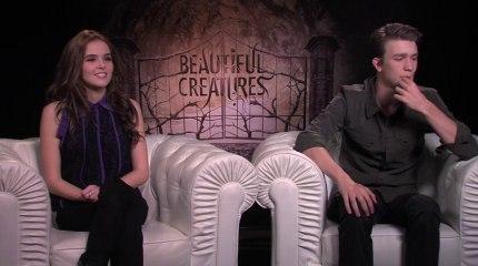 Generic Interview - Thomas Mann & Zoey Deutch - Interview Generic Interview - Thomas Mann & Zoey Deutch (English)