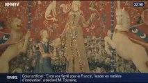 """Showbiz: la """"Dame à la licorne"""" est de retour au Musée de Cluny - 21/12"""