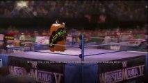 PS3 - WWE 2K14 - Hulkamania Runs Wild - Match 6 - Hulk Hogan vs Macho Man Randy Savage