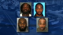 Police capture N.J. mall murder suspects