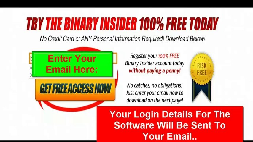 Binary option prediction software