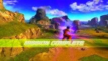 Dragonball Z Battle of Z Yamcha Gameplay