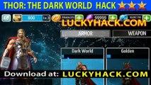 Thor The Dark World Cheat Free ISO-8 - iPad -- Elite Thor The Dark World Cheat URU
