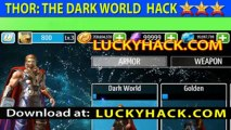 Thor The Dark World Cheat get 99999999 ISO-8 No Rooting V1.02 Thor The Dark World Cheat URU
