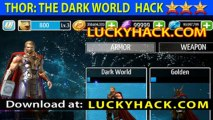 Thor The Dark World Hack for unlimited URU and ISO-8 iPad -- Best Thor The Dark World URU Cheat