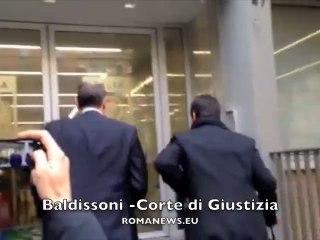 Baldissoni entra alla Corte di Giustizia Federale 20/12/13
