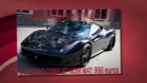 Ferrari 458 Italia noir mat, Ferrari 458 Italia noir mat, Ferrari 458 Italia noir mat, Ferrari 458 Italia Covering noir mat, Ferrari 458 Italia peinture noir mat, Ferrari 458 Italia noir mat