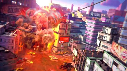 E3 2013 Trailer de Sunset Overdrive
