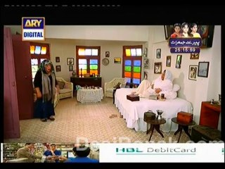 Quddusi Sahab Ki Bewah - Episode 129 - December 22, 2013 - Part 1