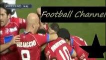 Atalanta 1-4 Juventus - Atalanta vs Juventus 1-4 All Goals 22/12/2013