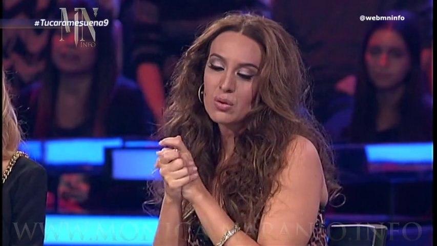 Mónica Naranjo - Los Mejores momentos en la Gala 9 de Tu Cara Me Suena  3 - 19.12.13