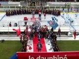 Au Stade des Alpes, dans l'Ambiance du Winter Game