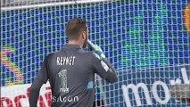But Bafetimbi GOMIS (49ème) - FC Lorient - Olympique Lyonnais - (2-2) - 22/12/13 (FCL - OL)